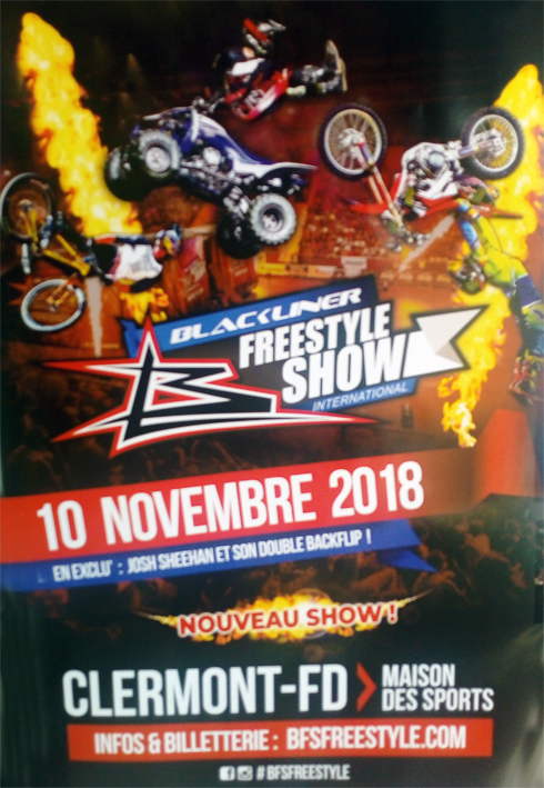 freestyle show 2018