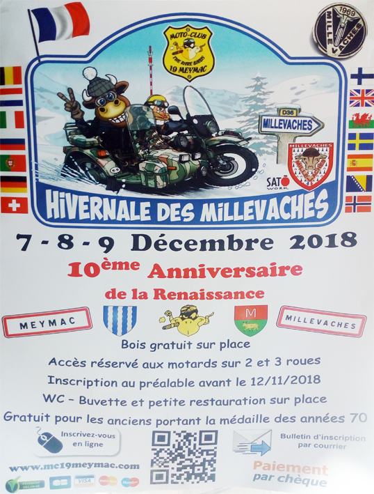 hivernale millevaches 2018